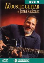 The Acoustic Guitar Of Jorma Kaukonen DVD Two Sheet Music
