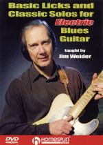Basic Licks And Classic Solos For Electric Blues Guitar Sheet Music