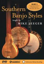Southern Banjo Styles DVD One Sheet Music
