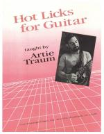 Hot Licks For Guitar Sheet Music