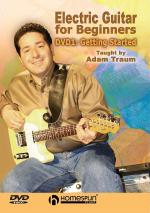 Electric Guitar For Beginners DVD 1: Getting Started Sheet Music