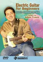 Electric Guitar For Beginners DVD 2: Expanding Your Skills Sheet Music