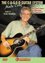 The C-A-G-E-D Guitar System Made Easy DVD 1 - Five Chord Shapes For Mastering The Fingerboard Sheet Music