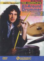 The Complete All-Around Drummer DVD Two Sheet Music