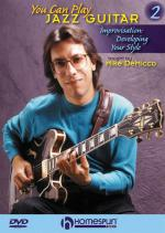 You Can Play Jazz Guitar DVD 2 Sheet Music