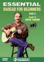Essential Dadgad For Beginners DVD Two: Arrangements For Mountain Ballads And Blues Sheet Music
