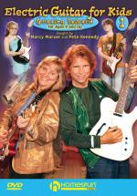 Electric Guitar For Kids DVD One: Getting Started For Ages 9 And Up Sheet Music