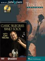 Tony Trischka - Banjo Bundle Pack Tony Trischka Teaches 20 Easy Banjo Solos (Book/CD Pack) With Clas Sheet Music