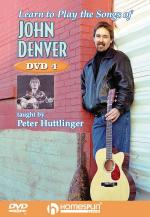 Learn To Play The Songs Of John Denver DVD 4 Sheet Music