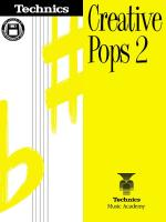 Creative Pops 2 Book 2 Sheet Music