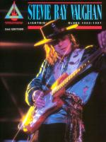 Stevie Ray Vaughan - Lightnin' Blues 1983-1987 Sheet Music