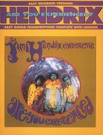 Jimi Hendrix - Are You Experienced? Sheet Music