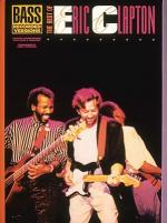 The Best Of Eric Clapton For Bass Sheet Music