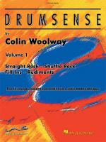 Drumsense Volume 1 The First Steps Towards Co-Ordination, Style & Technique Sheet Music