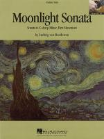 Moonlight Sonata Classical Guitar Solo Sheet Music Sheet Music