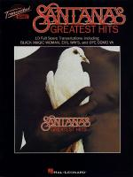 Santana's Greatest Hits Sheet Music