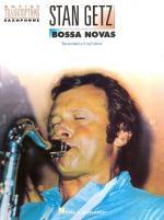 Stan Getz - Bossa Novas Tenor Saxophone Sheet Music