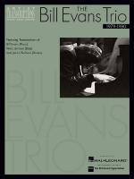 The Bill Evans Trio - 1979-1980 Artist Transcriptions (Piano Sheet Music