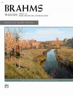 Waltzes, Opus 39 - Book Sheet Music