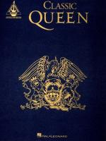 Classic Queen Sheet Music