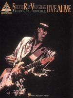 Stevie Ray Vaughan - Live Alive Sheet Music