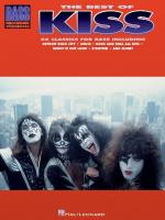 The Best Of Kiss For Bass Guitar Sheet Music
