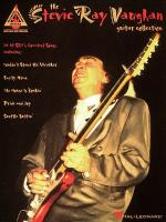 The Stevie Ray Vaughan Guitar Collection Sheet Music