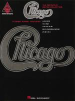 Chicago - The Definitive Guitar Collection Sheet Music