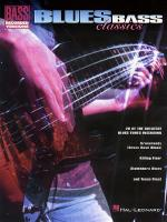 Blues Bass Classics Sheet Music