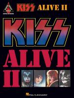 Kiss - Alive II Sheet Music