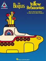 The Beatles - Yellow Submarine Sheet Music