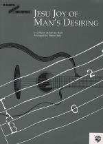 Jesu, Joy Of Man's Desiring - Sheet Music Sheet Music