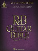 R&B Guitar Bible Sheet Music