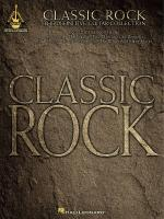 Classic Rock The Definitive Guitar Collection Sheet Music