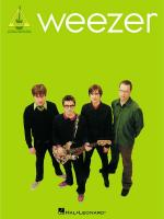 Weezer (The Green Album) Sheet Music