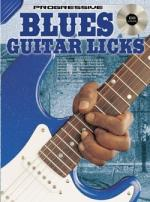 Progressive Blues Guitar Licks Sheet Music