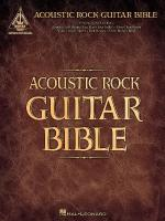 Acoustic Rock Guitar Bible Sheet Music