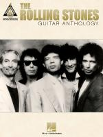 The Rolling Stones Guitar Anthology Sheet Music