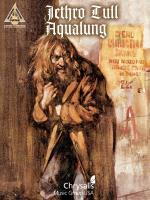 Jethro Tull - Aqualung Sheet Music