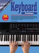 Progressive Keyboard Technique Sheet Music