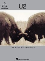 U2 - The Best Of 1990-2000 Sheet Music