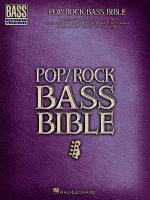Pop/Rock Bass Bible Sheet Music