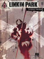 Linkin Park - Hybrid Theory Sheet Music