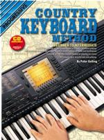 Progressive Country Keyboard Method Sheet Music