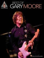 Best Of Gary Moore Sheet Music