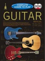 Progressive Complete Learn To Play Guitar Manual Sheet Music