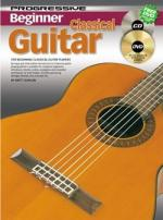 Progressive Beginner Classical Guitar Sheet Music