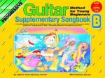 Progressive Guitar Method For Young Beginners: Supplimentary Songbook B - B+W Sheet Music