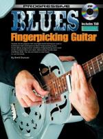 Progressive Blues Fingerpicking Guitar Sheet Music