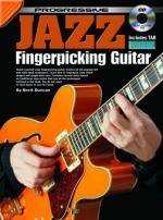 Progressive Jazz Fingerpicking Guitar Method Sheet Music